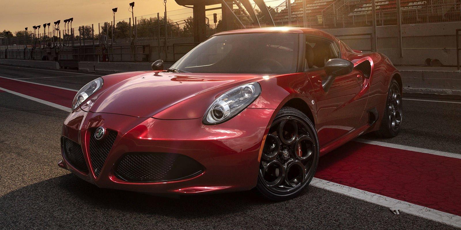 Alfa Romeo 4C >> New Alfa Romeo 4c Coupe Price Lease Offers Austin Tx