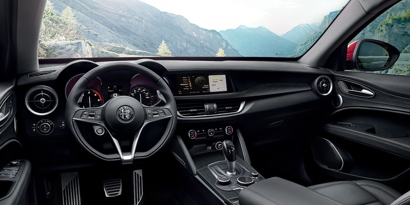 Alfa Romeo Lease >> New Alfa Romeo Stelvio Price Lease Offers Austin Tx