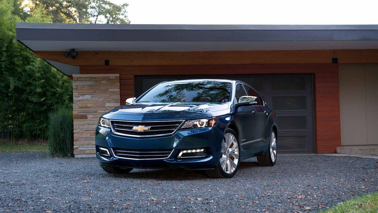 New Chevrolet Impala For Sale San Angelo TX