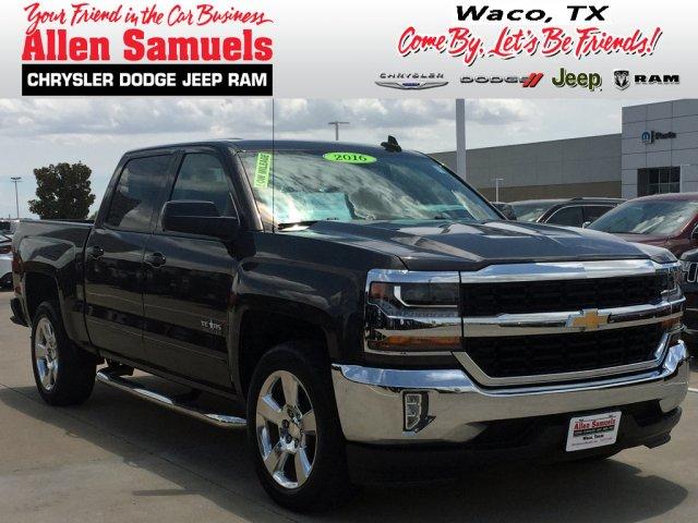 Pre Owned 2016 Chevrolet Silverado 1500 In Waco Texas