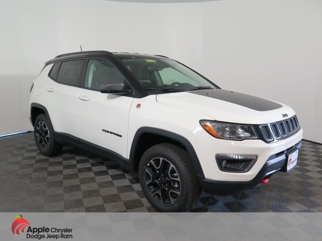 New 2018 Jeep Compass In Apple Valley Minnesota