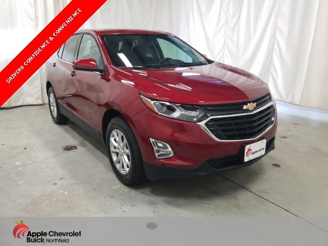 New 2019 Chevrolet Equinox In Northfield Minnesota