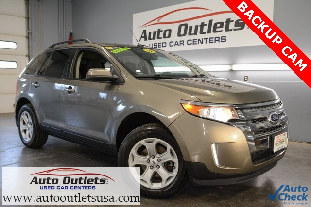 Used  Ford Edge In Wolcott New York