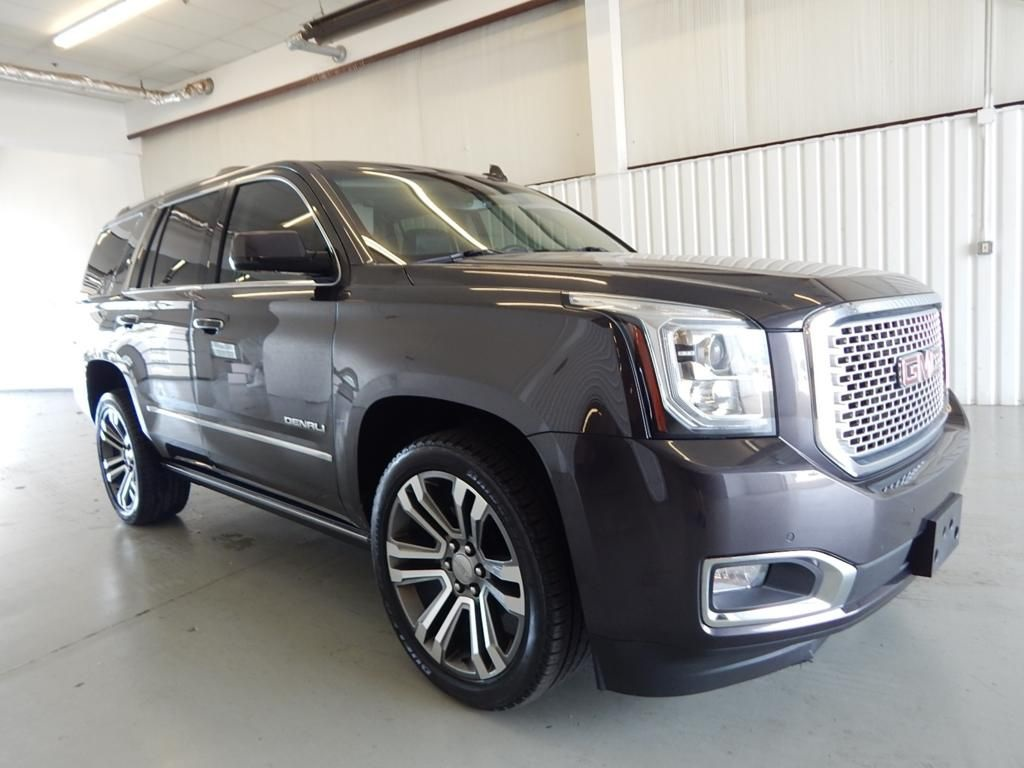 Amazing Pre Owned 2017 Gmc Yukon Denali With Navigation 4Wd Ocoug Best Dining Table And Chair Ideas Images Ocougorg