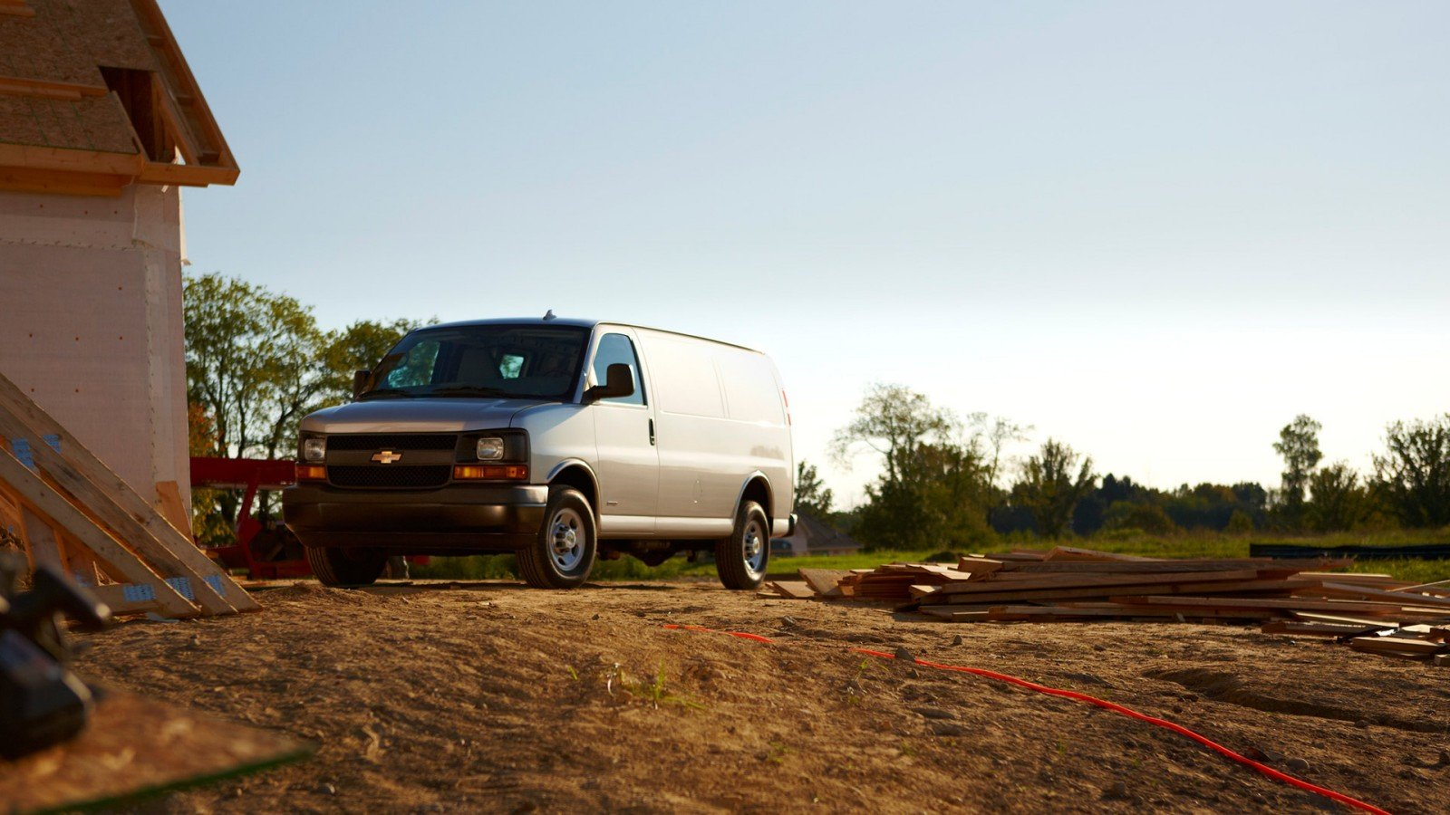 New Chevrolet Express Cargo For Sale Wexford PA
