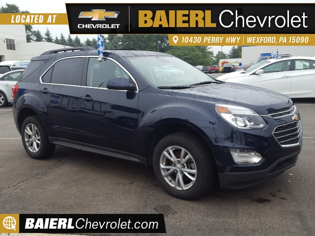 Beautiful Used 2017 Chevrolet Equinox In Wexford Pennsylvania