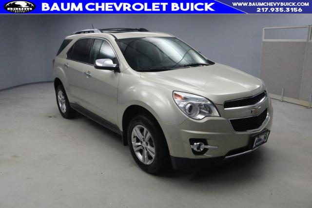 Certified Pre Owned 2013 Chevrolet Equinox In Farmer City Illinois