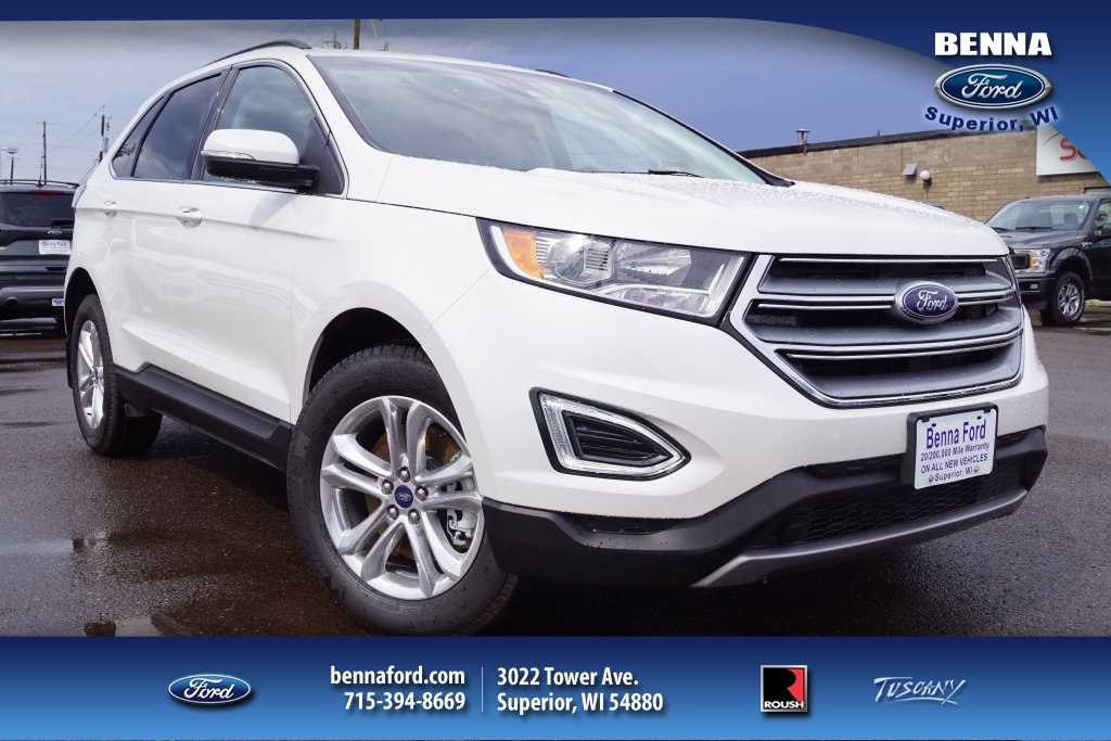 New  Ford Edge In Superior Wisconsin