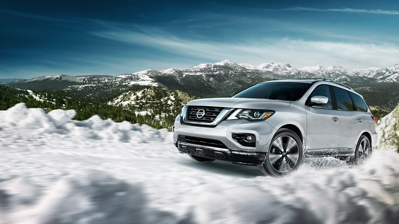 New 2019 Pathfinder Lease 249