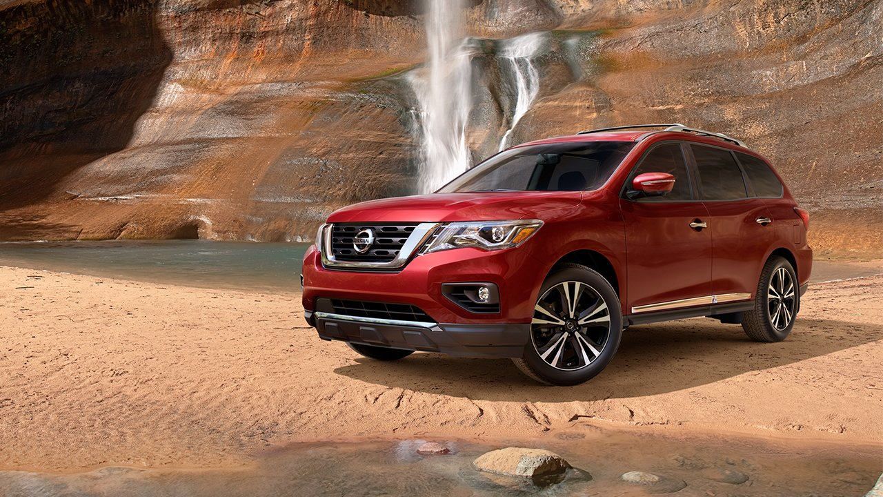 New Nissan Pathfinder Offers