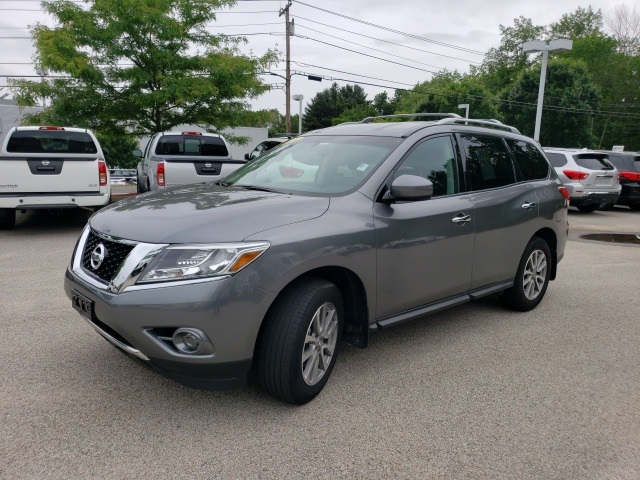 New 2019 Pathfinder Lease $209