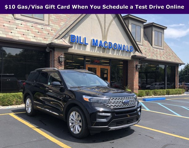 Best Suv Leases 2020 Ford® SUV Lease Deals & Finance Offers   St. Clair MI