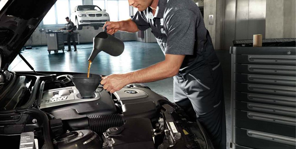 How Much Is An Oil Change For A Bmw >> Bmw Oil Change Service Specials Prices Elmhurst Il