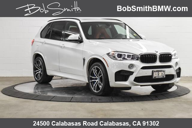 Pre Owned 2018 Bmw X5 M Sports Activity Vehicle Awd