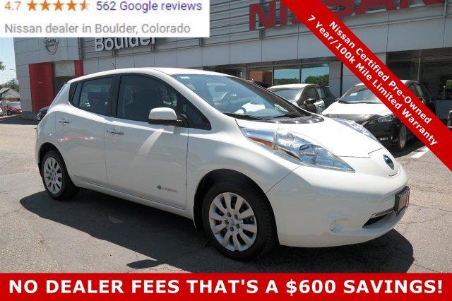 Certified Pre-Owned | Boulder Nissan | Boulder CO Dealer
