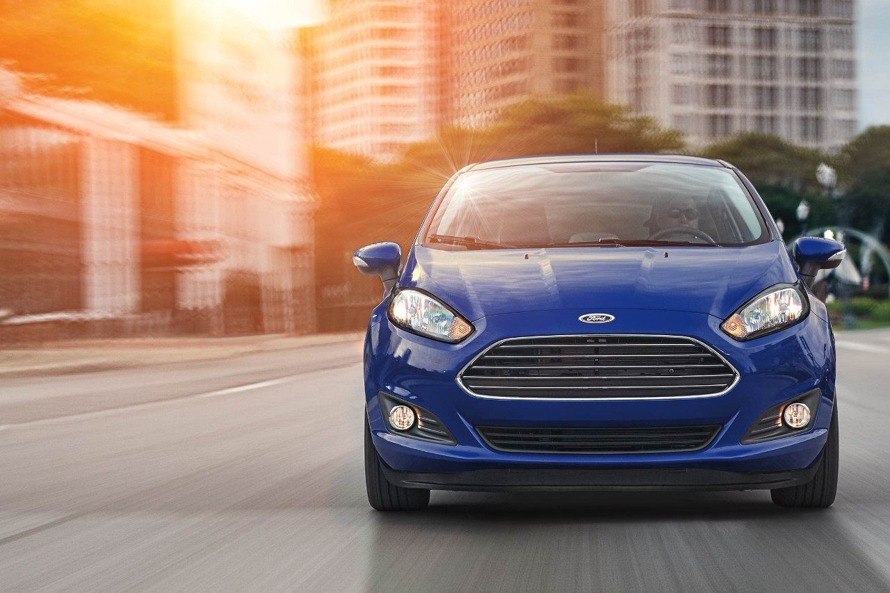 Ford® Fiesta Lease Offers & Prices - Bozeman MT