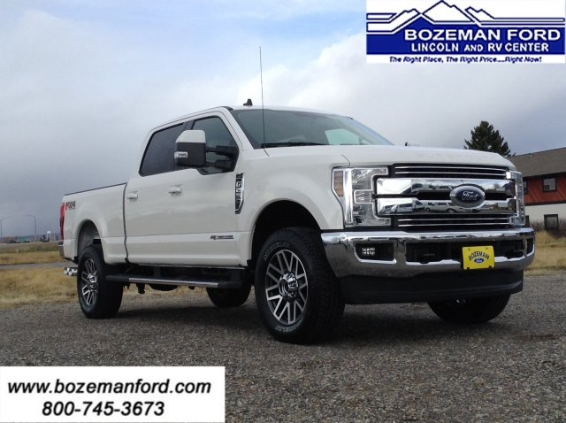 New  Ford F  In Bozeman Montana