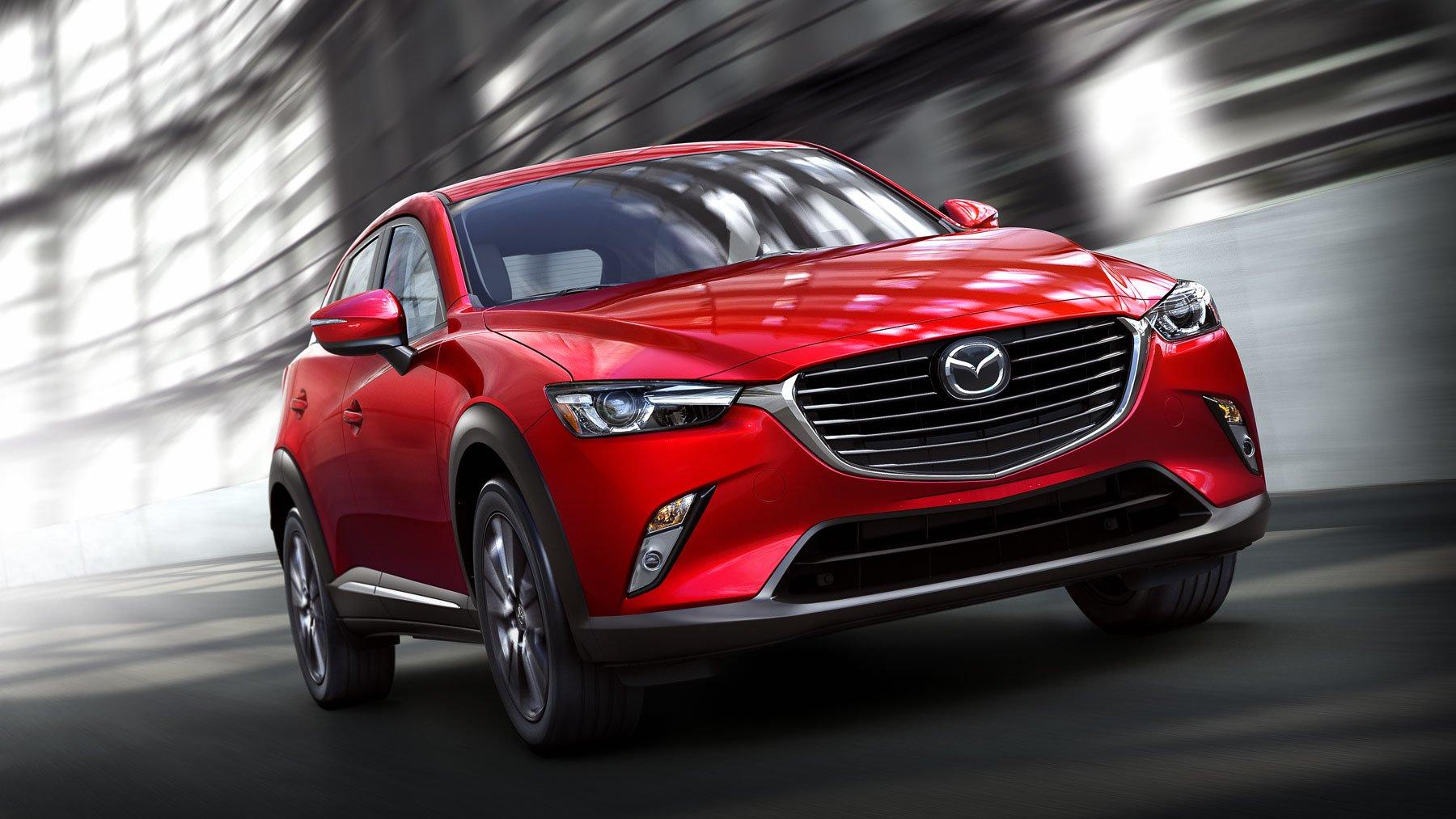 Mazda® CX-3 Lease Deals & Specials - Cicero,NY