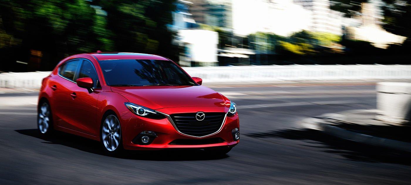 Mazda® 3 Lease Deals & Specials - Cicero,NY