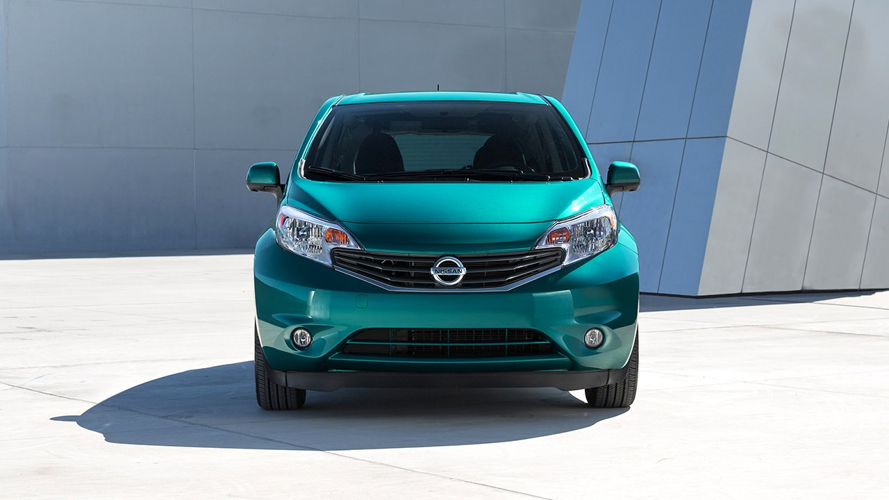 New Nissan Versa Note On Sale At Burdick Nissan In NY