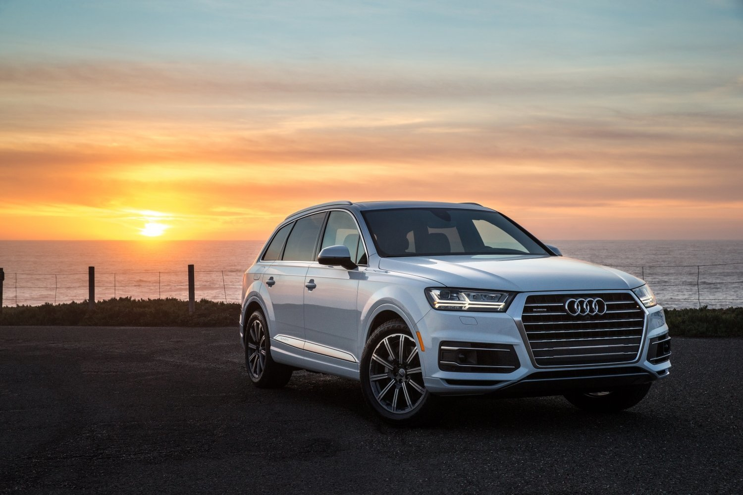 Audi Q Price Lease Long Beach CA - How much is an audi q7