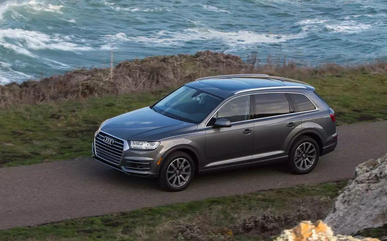 Audi Q Price Lease Long Beach CA - Audi q7 deals