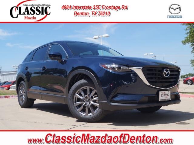 New 2018 Mazda CX 9 In Denton Texas