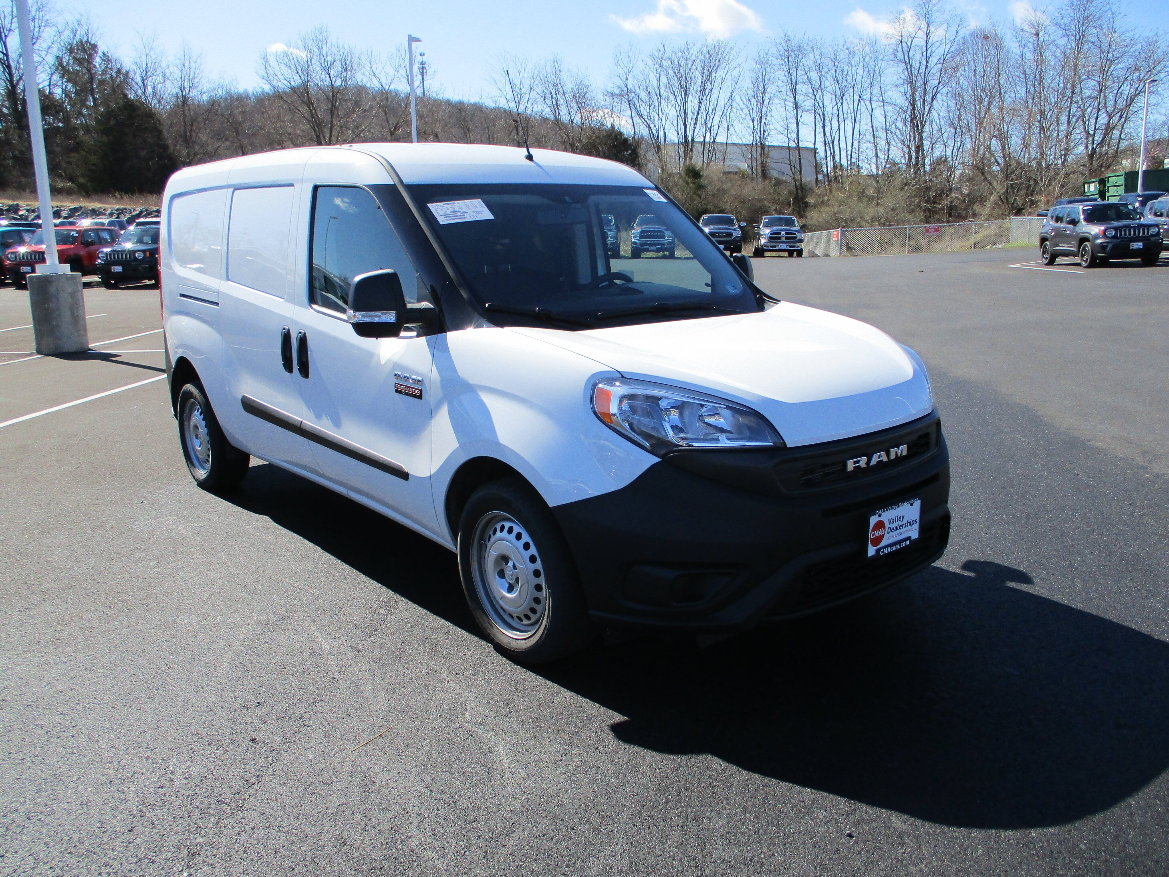 Ram Van Truck Lease Deals Specials For Sale Staunton Va
