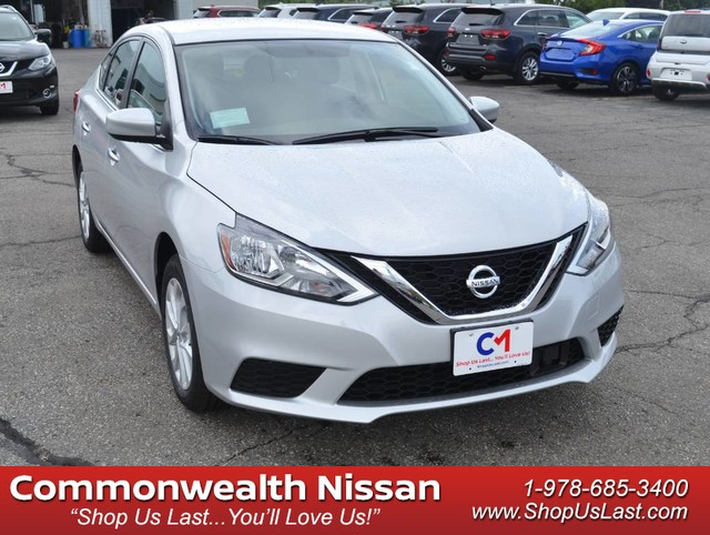 Attractive New 2018 Nissan Sentra In Lawrence Massachusetts