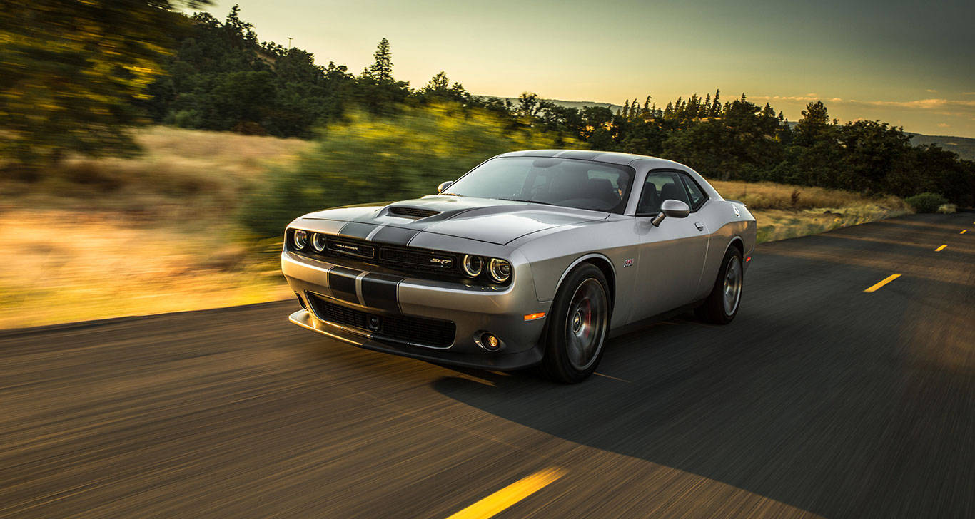 Dodge® Challenger SRT Hellcat Lease Prices & Offers