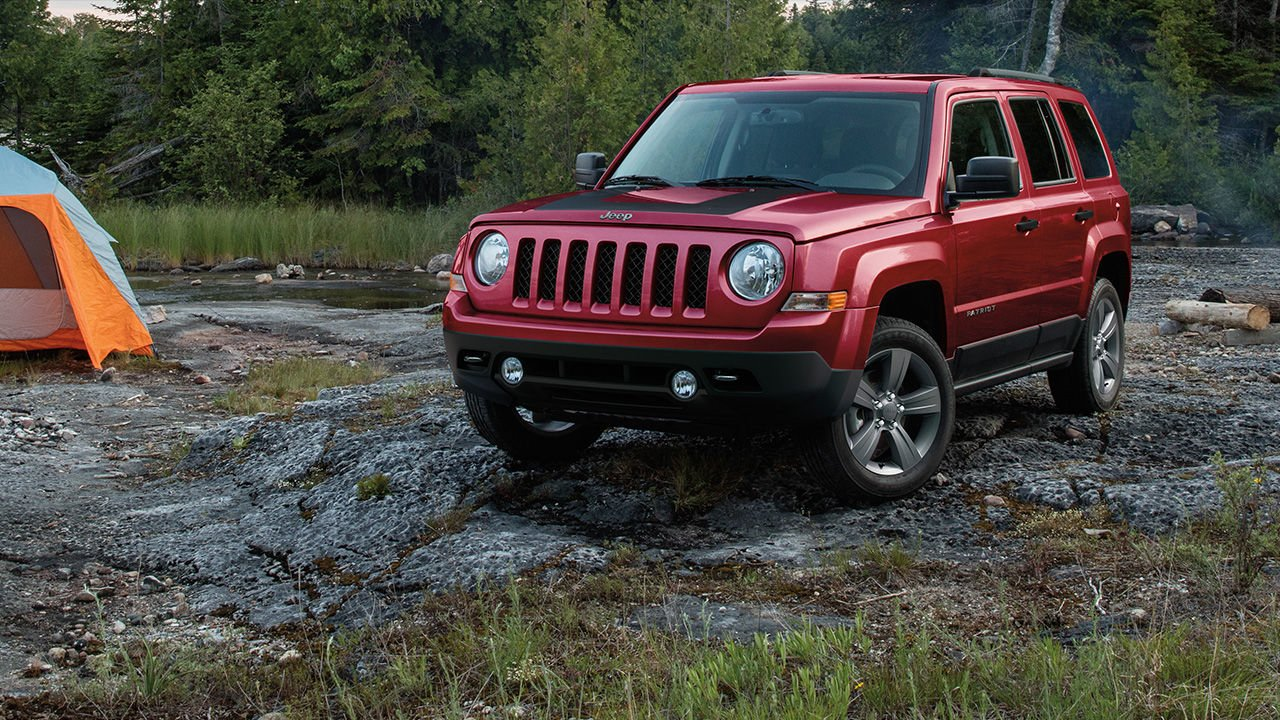 Jeep patriot 2016 lease