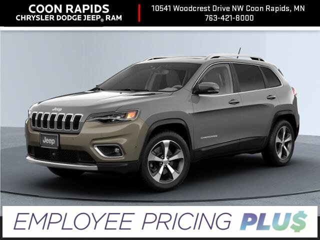 Jeep Cherokee Lease Deals Prices Coon Rapids Mn