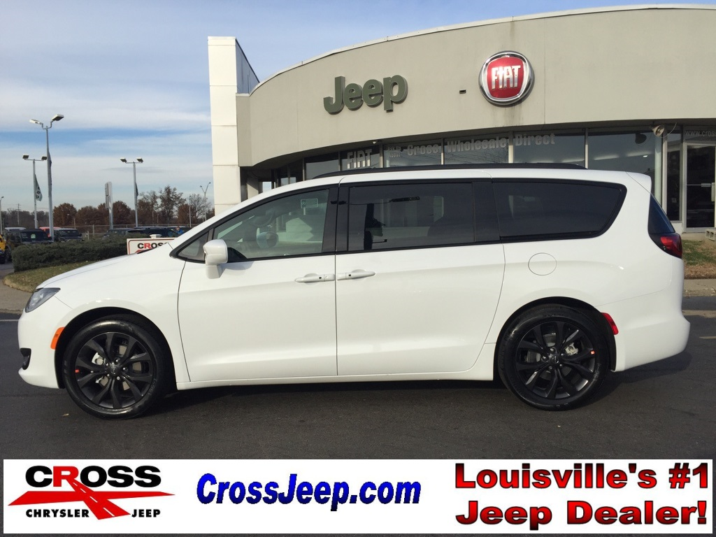 Chrysler Pacifica Lease >> Chrysler Lease Offers Deals Louisville Ky