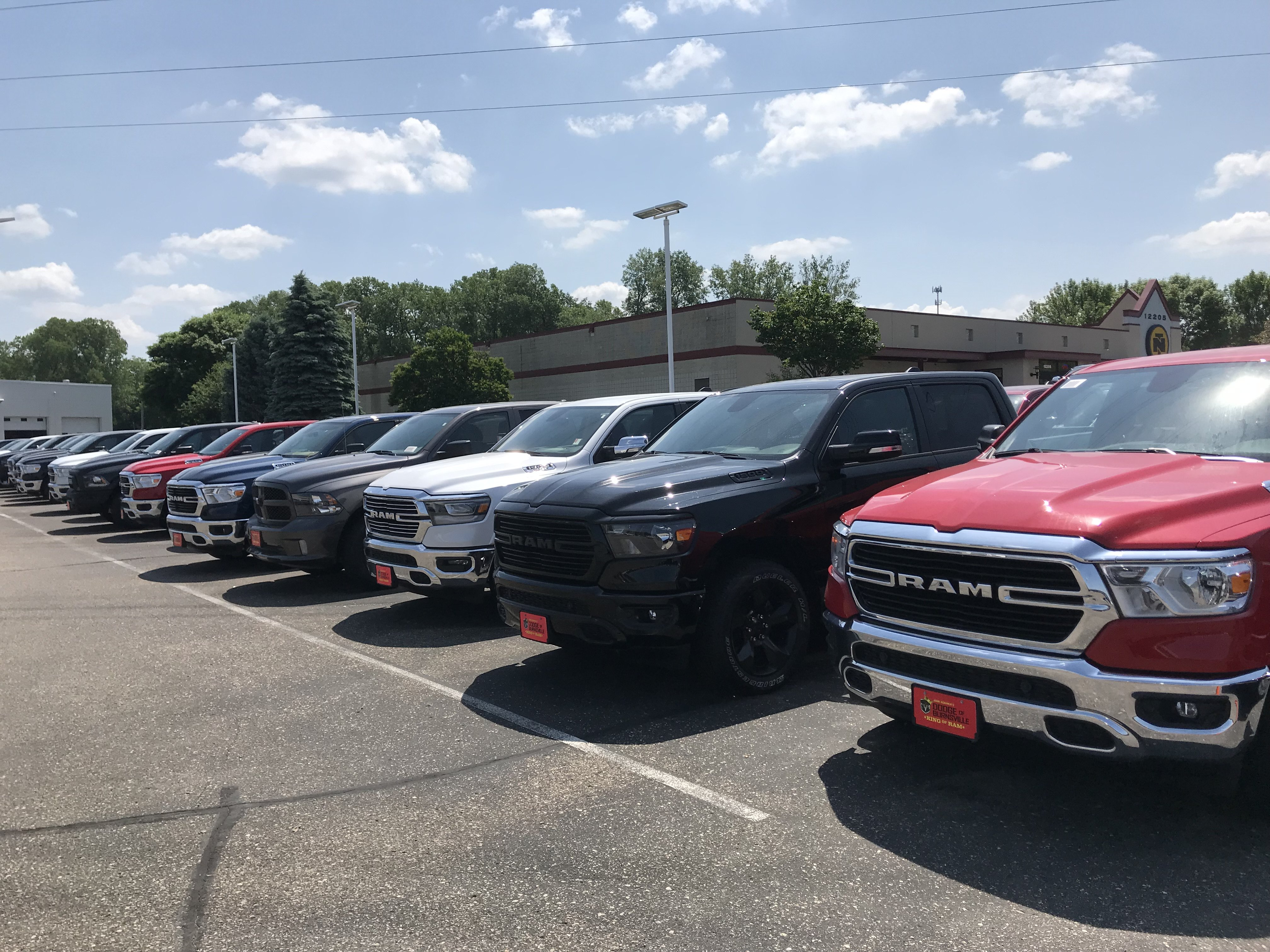 Ram 1500 Lease Offers Finance Deals Burnsville Mn