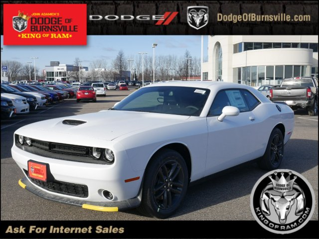 New 2019 DODGE Challenger GT Coupe in Burnsville #N32505