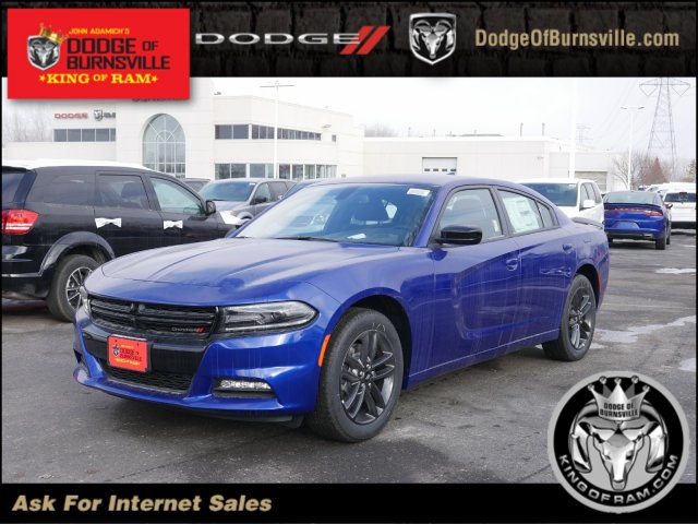New 2019 DODGE Charger SXT Sedan in Burnsville #N33528