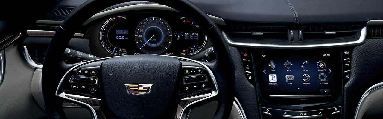 Superior New Cadillac XTS Interior Image 2