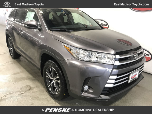 New Toyota Highlander At East Madison Toyota Serving Madison