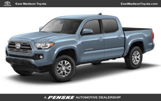 New Toyota Tacoma At East Madison Toyota Serving Madison Middleton