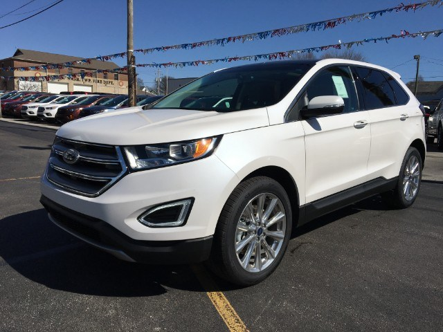 New  Ford Edge In Salem Indiana