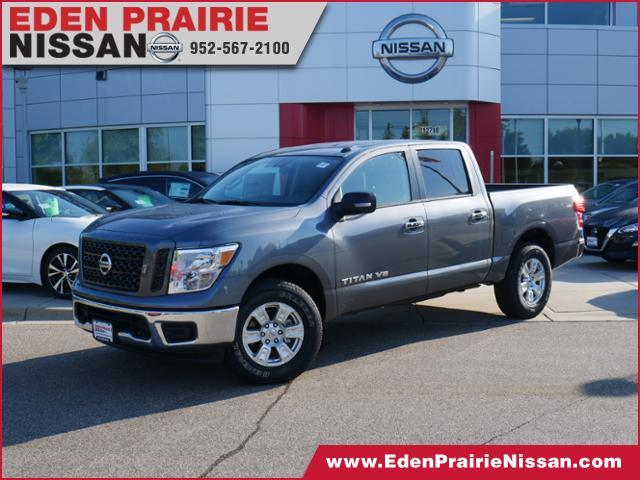 New Nissan® Pickup Truck Lease Price & Offers - Eden Prairie MN