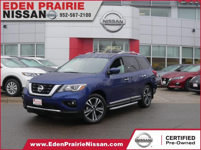 Nissan® Pathfinder Lease Price & Offers - Eden Prairie MN