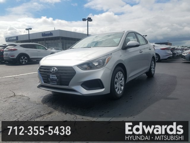Captivating New 2018 Hyundai Accent In Council Bluffs Iowa