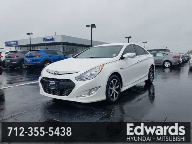 Used 2011 Hyundai Sonata Hybrid In Council Bluffs Iowa