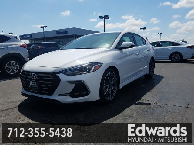 New 2018 Hyundai Elantra In Council Bluffs Iowa