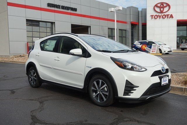 New 2018 Toyota Prius C in Greeley Colorado