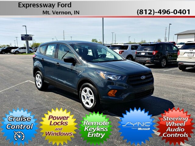 Ford Escape Lease Deals >> Ford Crossover Lease Deals Offers Mount Vernon In