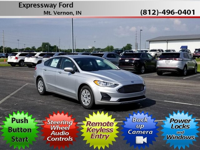 Ford Fusion Lease Deals >> Ford Lease Deals Offers Mount Vernon In