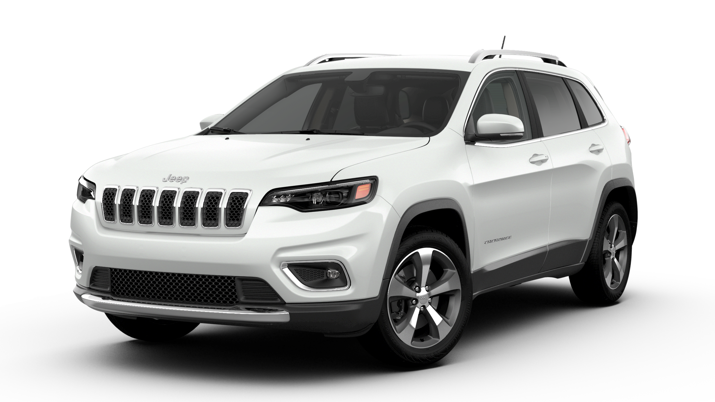 New 2019 Jeep Cherokee in Junction City Kansas