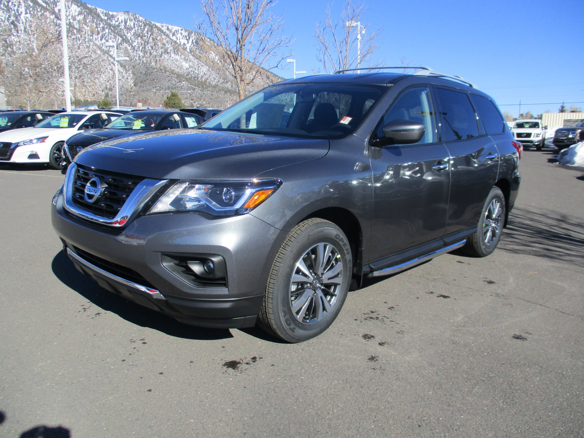 Nissan® Pathfinder Finance and Lease Offers For Sale - Flagstaff AZ
